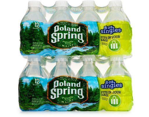 Poland Spring Natural Spring Water 48 x 8oz    Buy Here  Born Better. Poland Spring Natural Spring Water is sourced from eight carefully selected natural springs in Maine to provide a fresh taste thats enjoyed throughout the Northeast. Each bottle contains naturally occurring minerals for a crisp clean taste. Since 1845 Poland Spring 100% Natural Spring Water has become a staple of refreshment.  The post Poland Spring Natural Spring Water 48 x 8oz appeared first on Presyous.