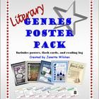 Expand your students' taste for reading as you expose them to a broad range of literary genres! Use this pack to illustrate and explain genre concepts to your students.