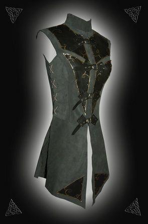 Jacquetta's Ritual Leadership Military-Jacket