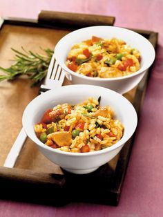Risotto Calabrese