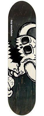 Decks 16263: Toy Machine Pro Skateboard Deck Vice Dead Monster (Assorted Veneers) 8.25 -> BUY IT NOW ONLY: $40.95 on eBay!
