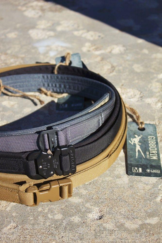 GIBBORIM Gun Belt 2