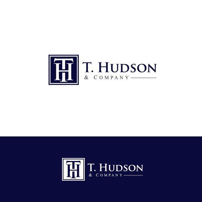 T. Hudson Company Logo by Fabregas_Designer