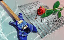 Gül ile gitar
