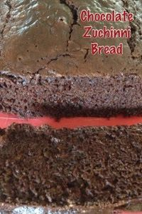 ~My Recipe Book~: Chocolate Zuchinni Bread