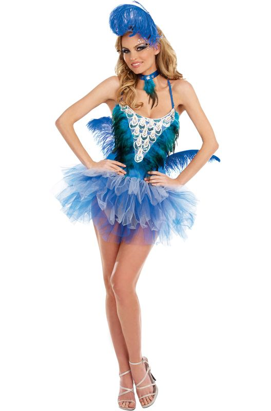 Check out the deal on Blue Bird Beauty Adult Costume - FREE SHIPPING at PureCostumes.com