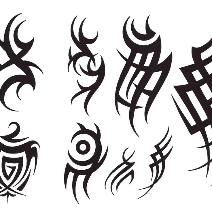 Tribal Tattoo Symbol: 63 Best Images About Tattoos On Pinterest