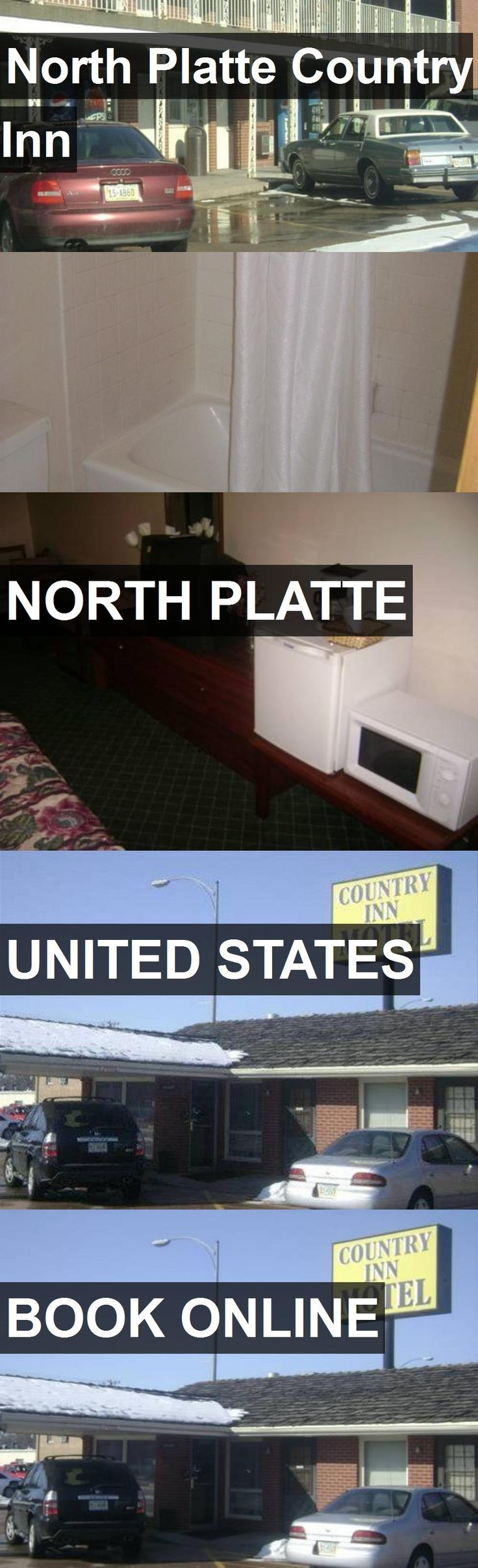 Hotel North Platte Country Inn in North Platte, United States. For more information, photos, reviews and best prices please follow the link. #UnitedStates #NorthPlatte #travel #vacation #hotel