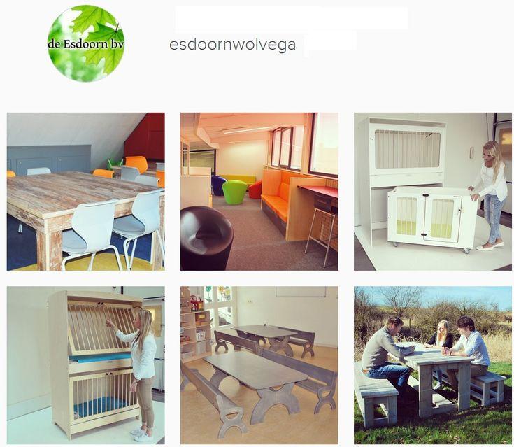 Volg ons nu ook op instagram! www.instagram.com/esdoornwolvega