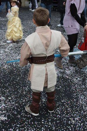 Costume de Maître Jedi ou de Jeune Padawan: Star Wars – Un ptit coin chez Sophie …