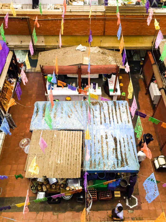 Mercado Libertad, Guadalajara,Mexico. One of the biggest markets in Latin America.