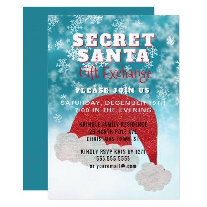 Kris Kringle Email Invitation Wording | Invitationswedd.org