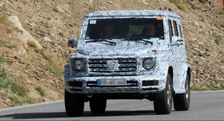 Mercedes G-Class 2019 - Future Mercedes G-Class For Mercedes Motor Company Will coming out in early 2019. With internal modifications and several aesthetic