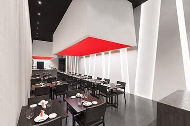 WAN INTERIORS Hotels, Yojisan Sushi
