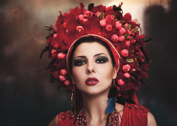 traditional ukrainian wedding dress - Google Search