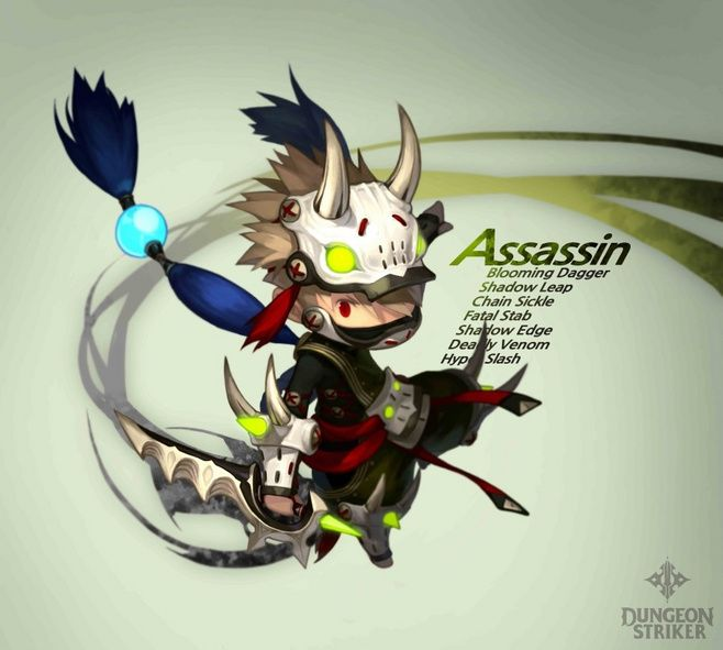 DungeonStriker-Assassin_by ?_from ?_from NAVER