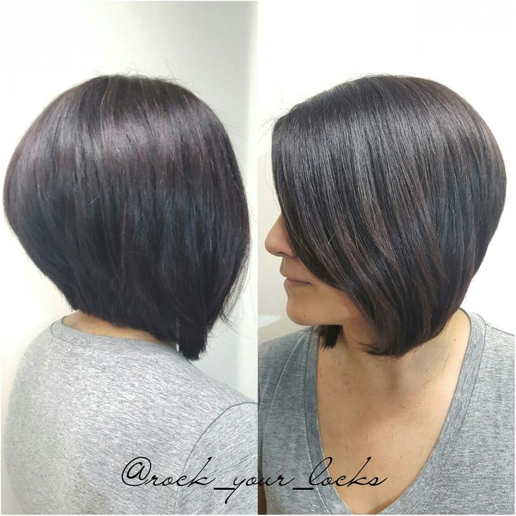hair styles for thin hair and 1000 ideas about graduated bob haircuts on 8319