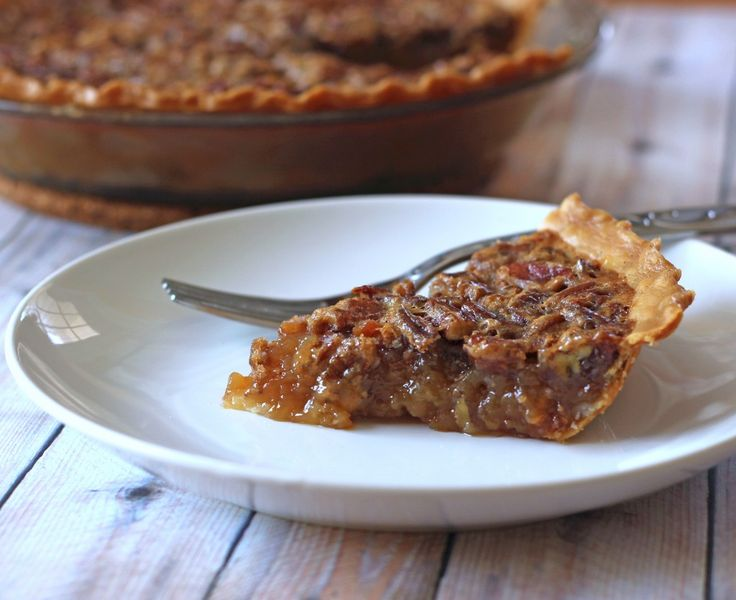 Hickory Smoked Bourbon Bacon Pecan Pie for Man Food Mondays - From Calculu∫ to Cupcake∫