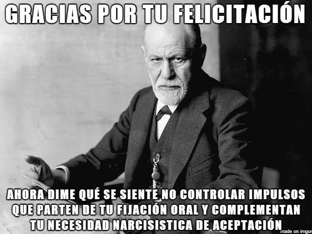 Frases De Freud Psicologia: Freud, Día Del Psicólogo.