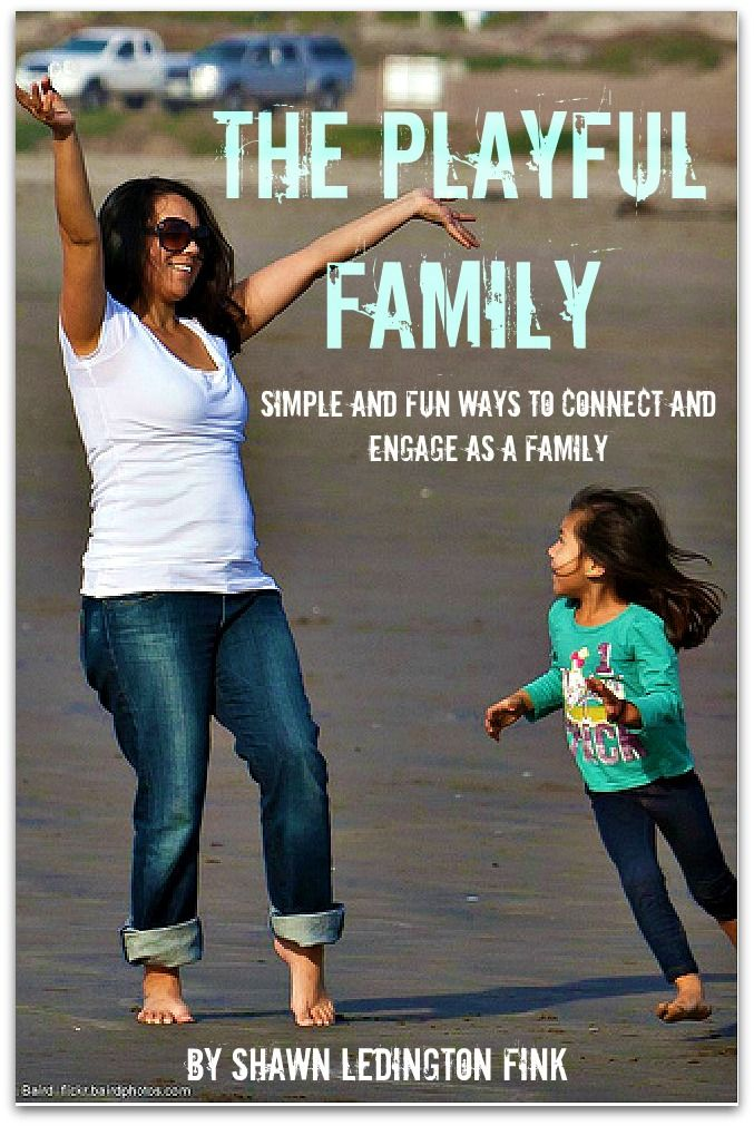 {The Playful Family} An eBook with nearly 100 ways to connect and engage as a family. Each chapter offers challenges to get parents thinking more playfully as well as inexpensive and fun ideas.: Awesome Awake, Kids Stuff, Fiction Books, Free Books, Families Ebook, Families Activities, Families Time, Families Fun, Plays Families
