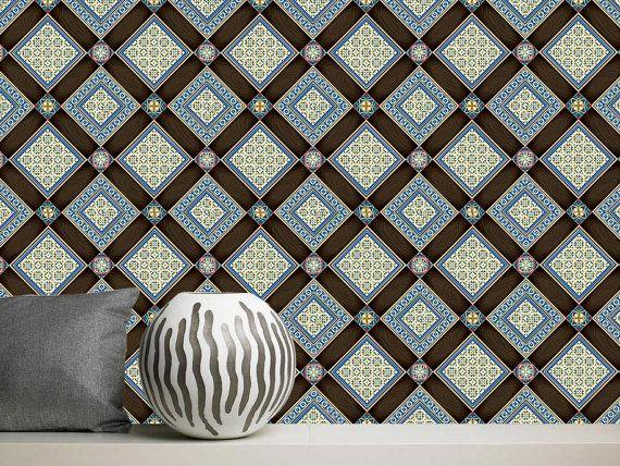 Parece que imprimir directamente en los azulejos!  Adhesivos * madera y clásico color cerámica azulejos * es perfecto para cocina nuevo salpica, baños, BBQ, etcetera. Se puede instalar en interiores y al aire libre.  Este azulejo adhesivos será una adición única a tus paredes o zona brillante al aire libre.  Conjunto madera y clásico color cerámica azulejos consta de 24/12/36 elementos.  Disponible en 3 tamaños:  10 x 10 cm (3,9 x 3,9) 15 x 15 cm (5,9 x 5,9) 20 x 20 cm (7,9 x 7.9)  ...