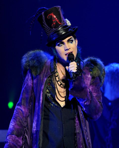 Adam Lambert...Drag..Indeed the new and improved Freddie of the 21st Century.