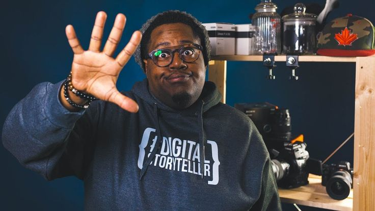 TOP 5 YouTube CHANNELS for learning DOPE video TIPS