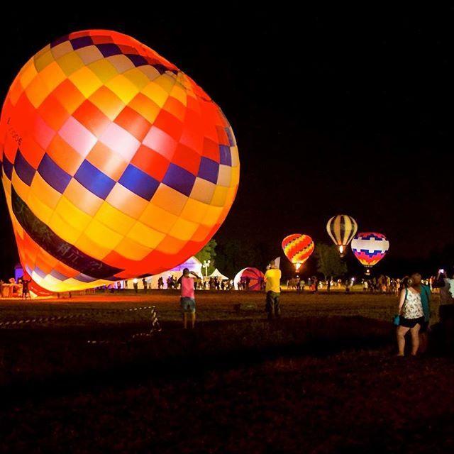 le#thailand #ballon #festival a lieu en ce moment à #Phuket jusqu'à demain soir! #mathailande