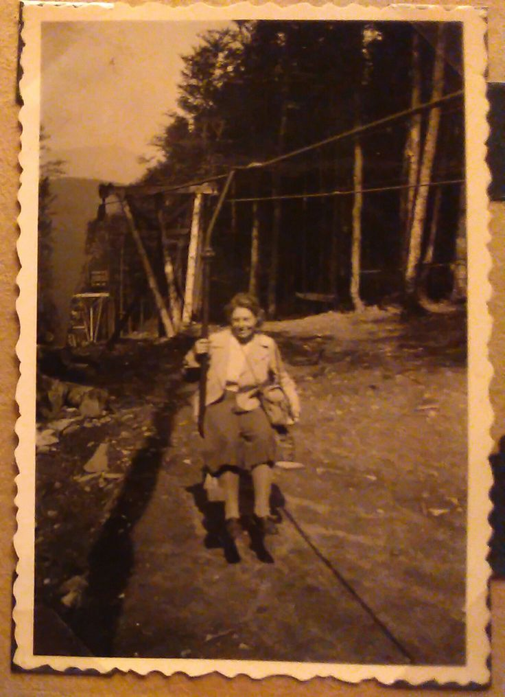 lanovka na Pustevny kolem 1940