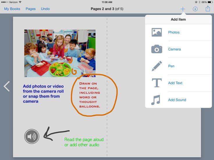 social stories� and book creator speechtechie technology