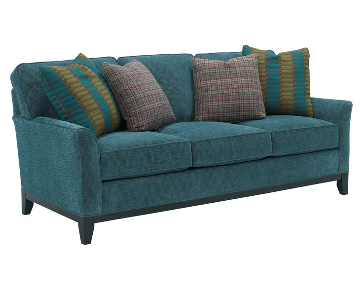 Perspectives Apartment Size Sofa by Broyhill - Home Gallery Stores
