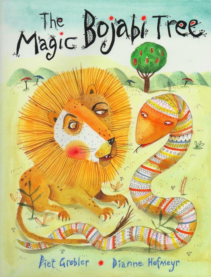 The Magic Bojabi Tree by Piet Grobler and Dianne Hofmeyr