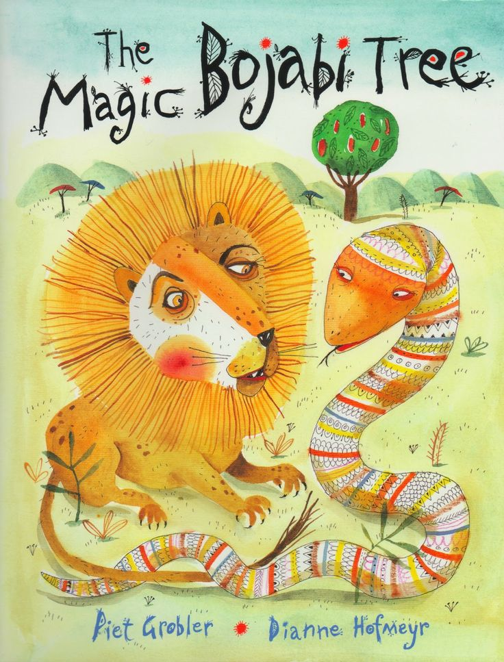 The Magic Bojabi Tree by Piet Grobler and Dianne Hofmeyr