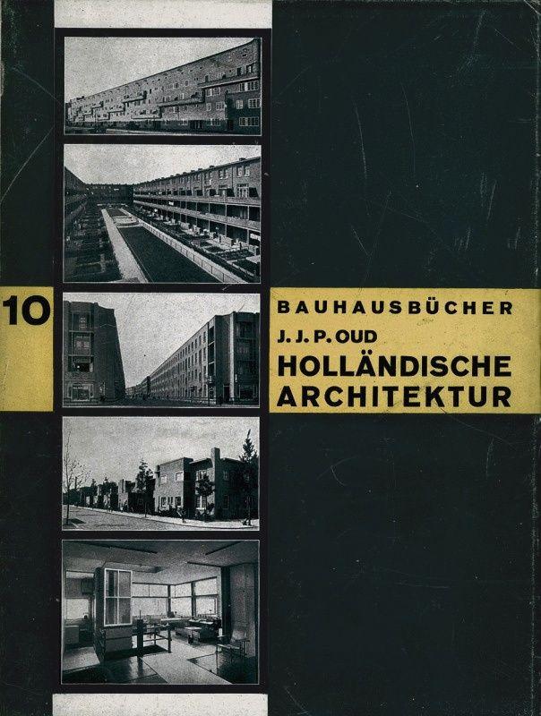 Bauhausbücher Nº10 – JJP Oud