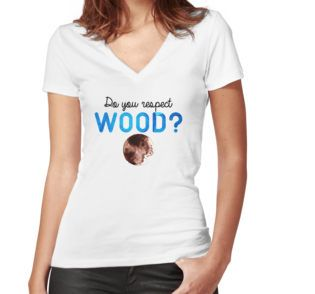 Curb Your Enthusiasm Do you respect wood? Larry David