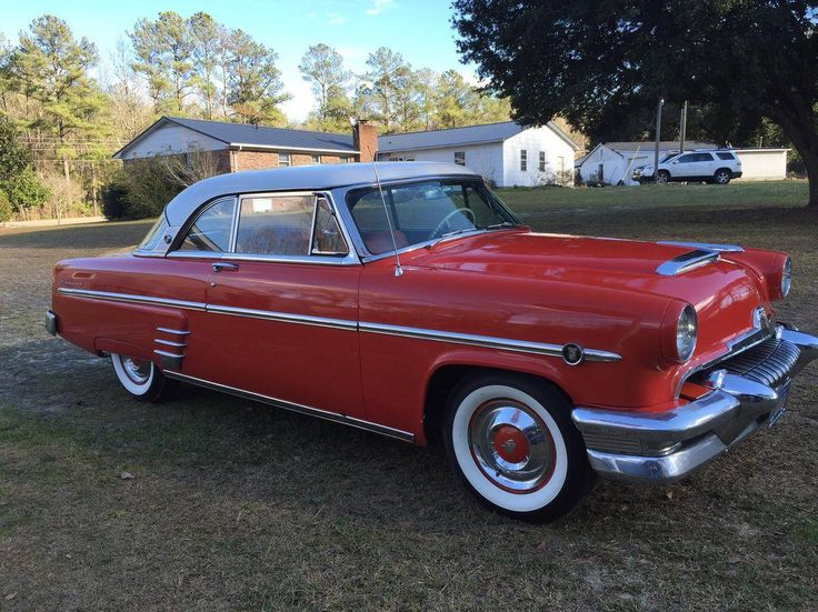 1954 mercury monterey 2 door hardtop for sale 1809598 for 1954 mercury 2 door hardtop