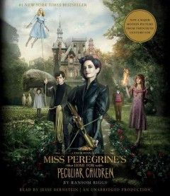 Miss Peregrine's Home for Peculiar Children by Ransom Riggs ---- After a family tragedy, Jacob feels compelled to explore an abandoned orphanage on an island off the coast of Wales, discovering disturbing facts about the children who were kept there. (5/17)