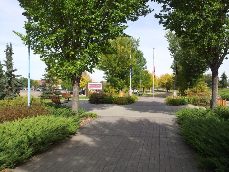 Broadmoor Lake Park, Sherwood Park, AB
