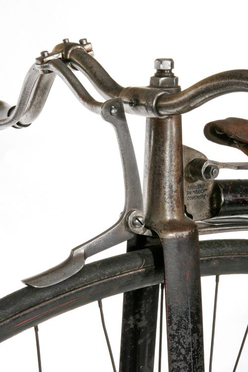 Biciclo Rudge & Co anno 1878, Bicycles, The Museo Nicolis collection…