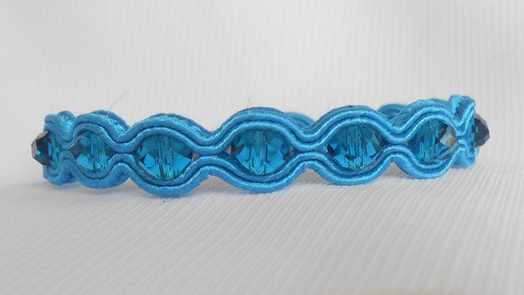 Soutache Colored Bracelets