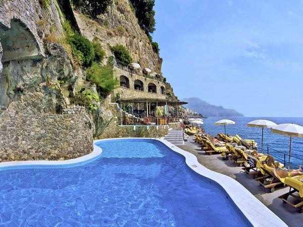 Santa Catarina Hotel Amalfi Coast - Swimming Pool