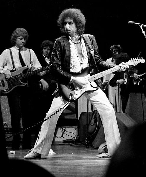 Wednesday, Nov. 1, 1978 Bob Dylan at the Dane County Coliseum, Madison, Wis.
