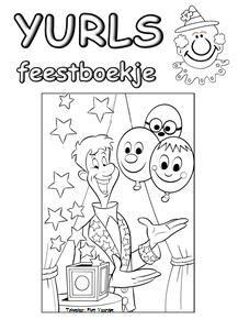 links naar verschillende websites voor kinderboekenweek 2014