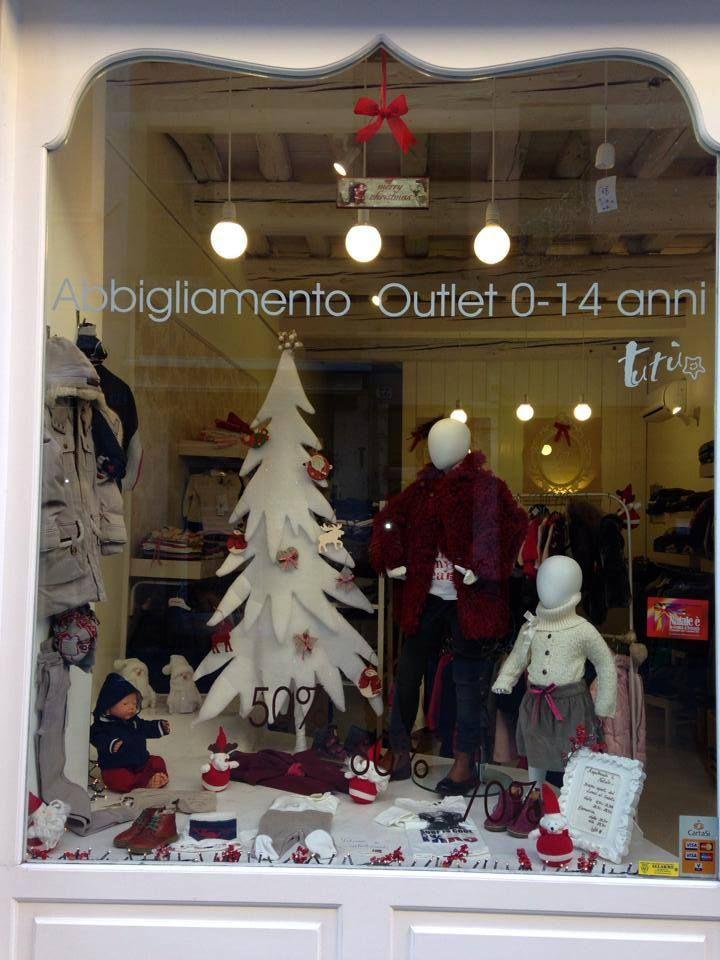Il Natale 2013 da Tutù Outlet