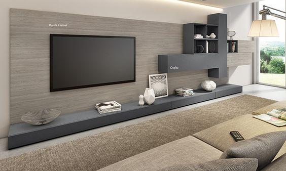 Tendências em móveis para TV: