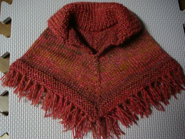 Ravelry: dsillerys American Girl Doll Poncho American ...