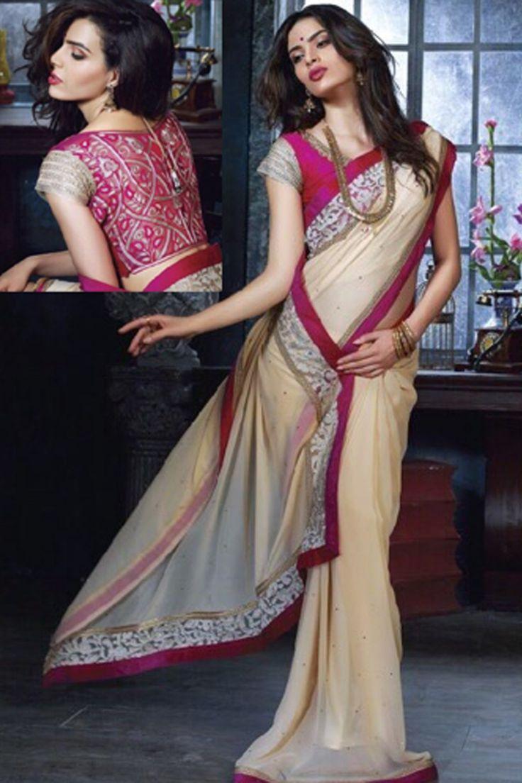 #designer #sarees @  http://zohraa.com/beige-bamberg-saree-z3071p6-4.html #designersaree #celebrity #zohraa #onlineshop #womensfashion #womenswear #bollywood #look #diva #party #shopping #online #beautiful #beauty #glam #shoppingonline #styles #stylish #model #fashionista #women #lifestyle #fashion #original #products #saynotoreplicas