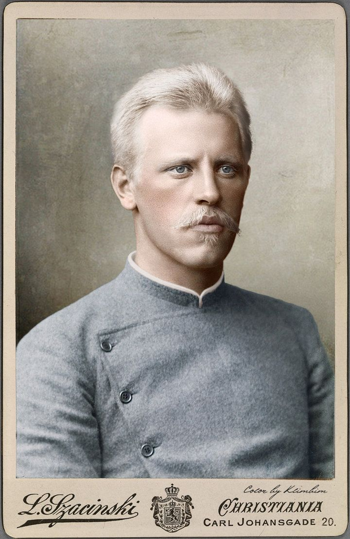 Fridtjof Nansen (10 October 1861 – 13 May 1930) was a Norwegian explorer, scientist, diplomat, humanitarian and Nobel Peace Prize laureate. In his youth he was a champion skier and ice skater. He l…