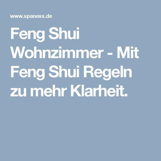 Die besten 25+ Feng shui wohnzimmer Ideen auf Pinterest - feng shui wohnzimmer