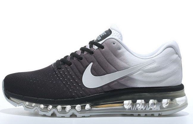 Mens Nike Air Max 2017 Black White Grey Online Store https://tmblr.co/ZnVlHd2OD7XUq